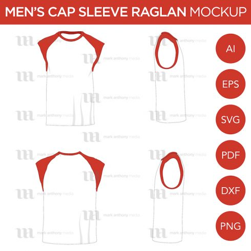 Cap_Sleeve_Sleeveless_Raglans_Shirts_Mockup_Template_MainCap_Sleeve_Sleeveless_Raglans_Shirts_Mockup_Template_Main.