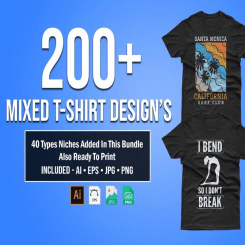 Mixed t shirts main preview 1