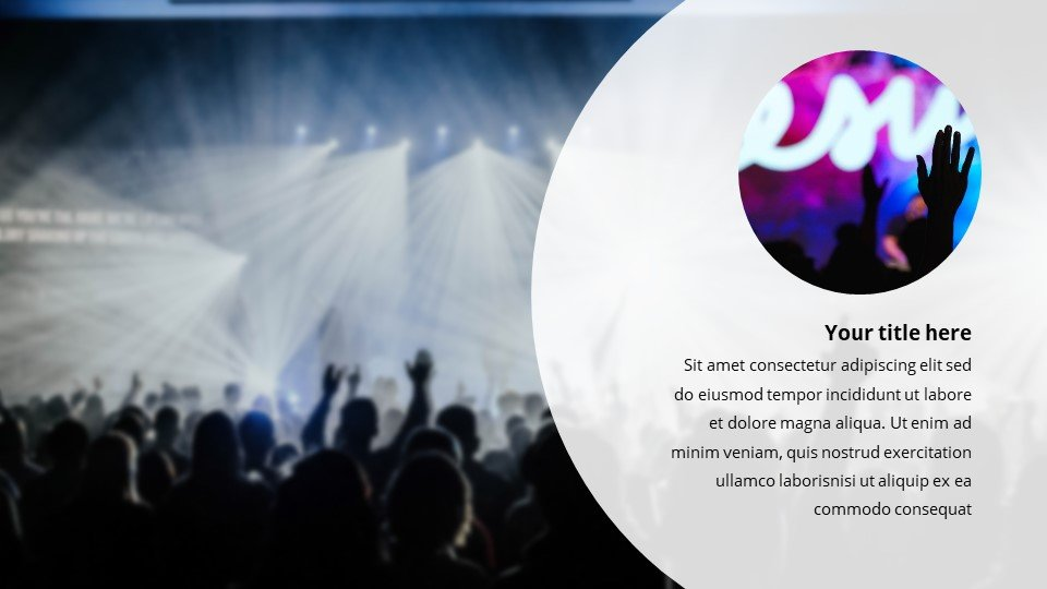 The template will fit any theme. Design flexibility will allow you to display any topic in the best possible light.Energy - Free Background Worship Music for Powerpoint.