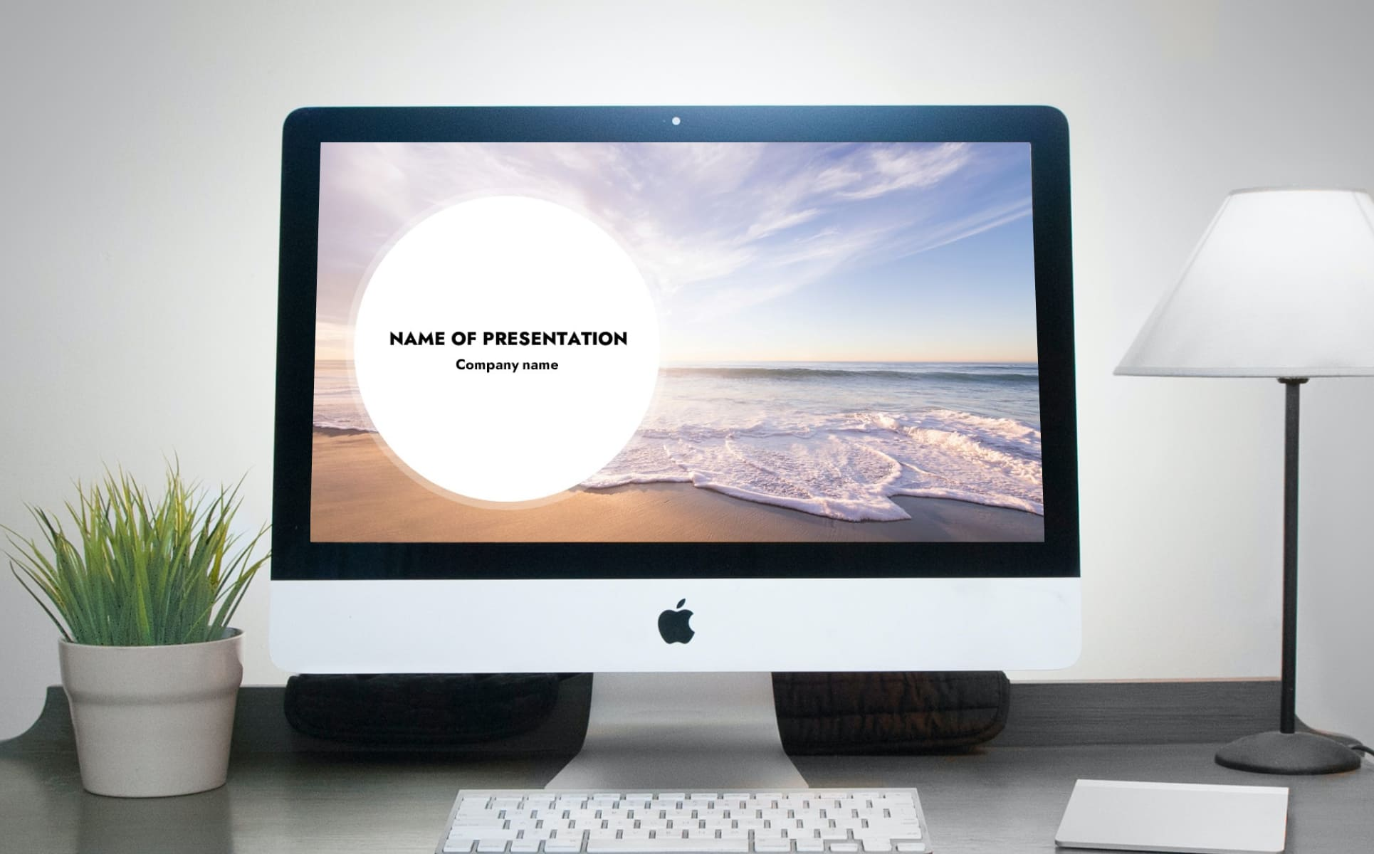 beach background powerpoint for worship-1