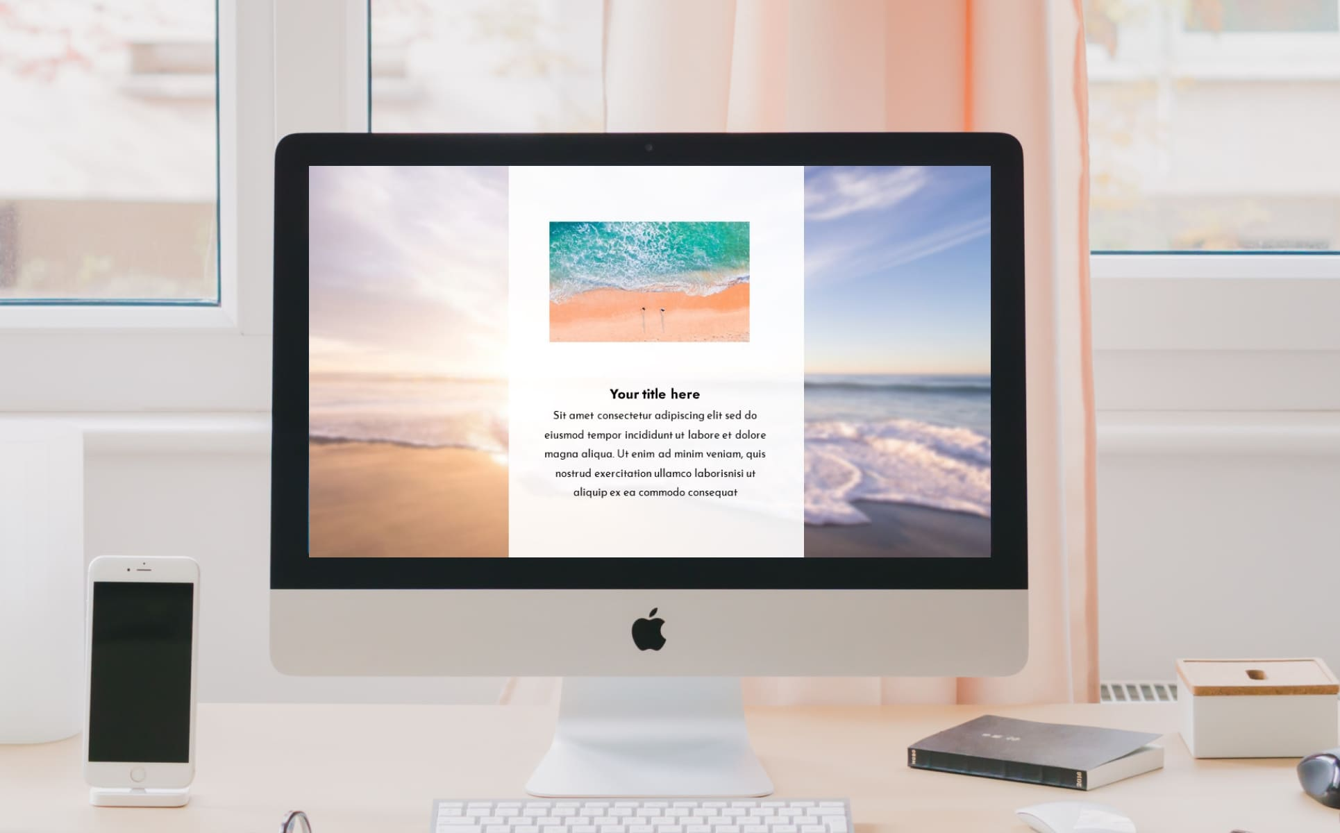 beach background powerpoint for worship-2
