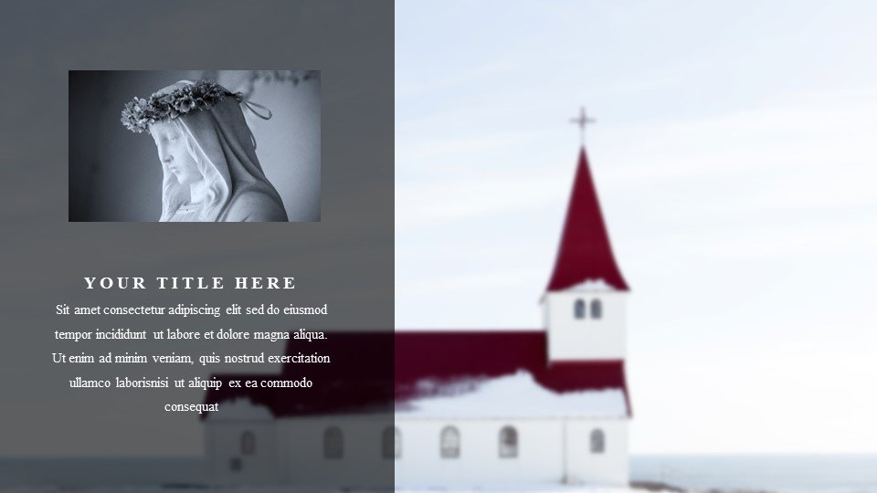 The template will fit any theme. Design flexibility will allow you to display any topic in the best possible light.Accents  - Free Church Modern Worship Powerpoint Background.