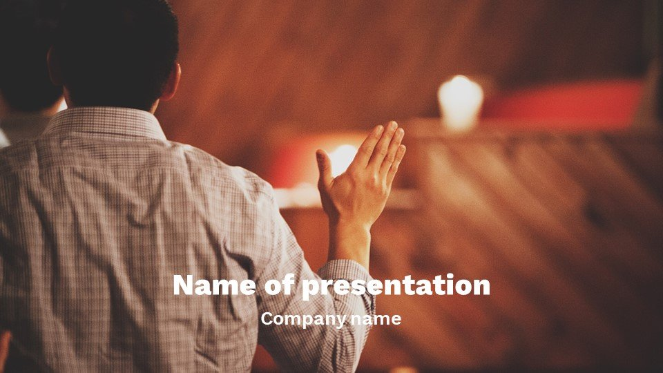 This is such a beautiful template.Service - Come Join Us  Free Worship Powerpoint Background.