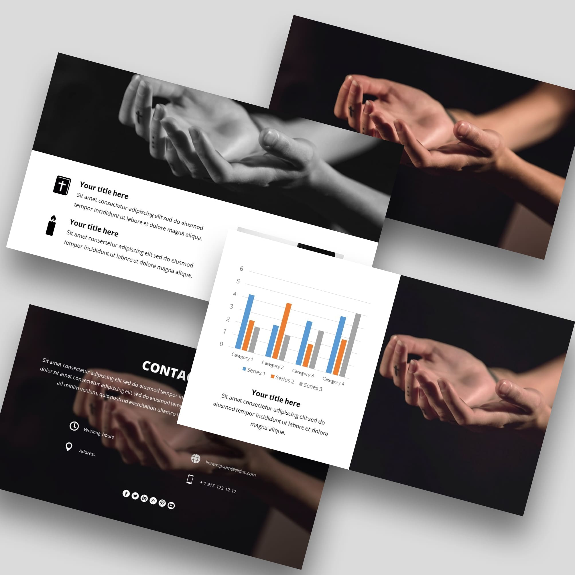 live powerpoint slides background worship