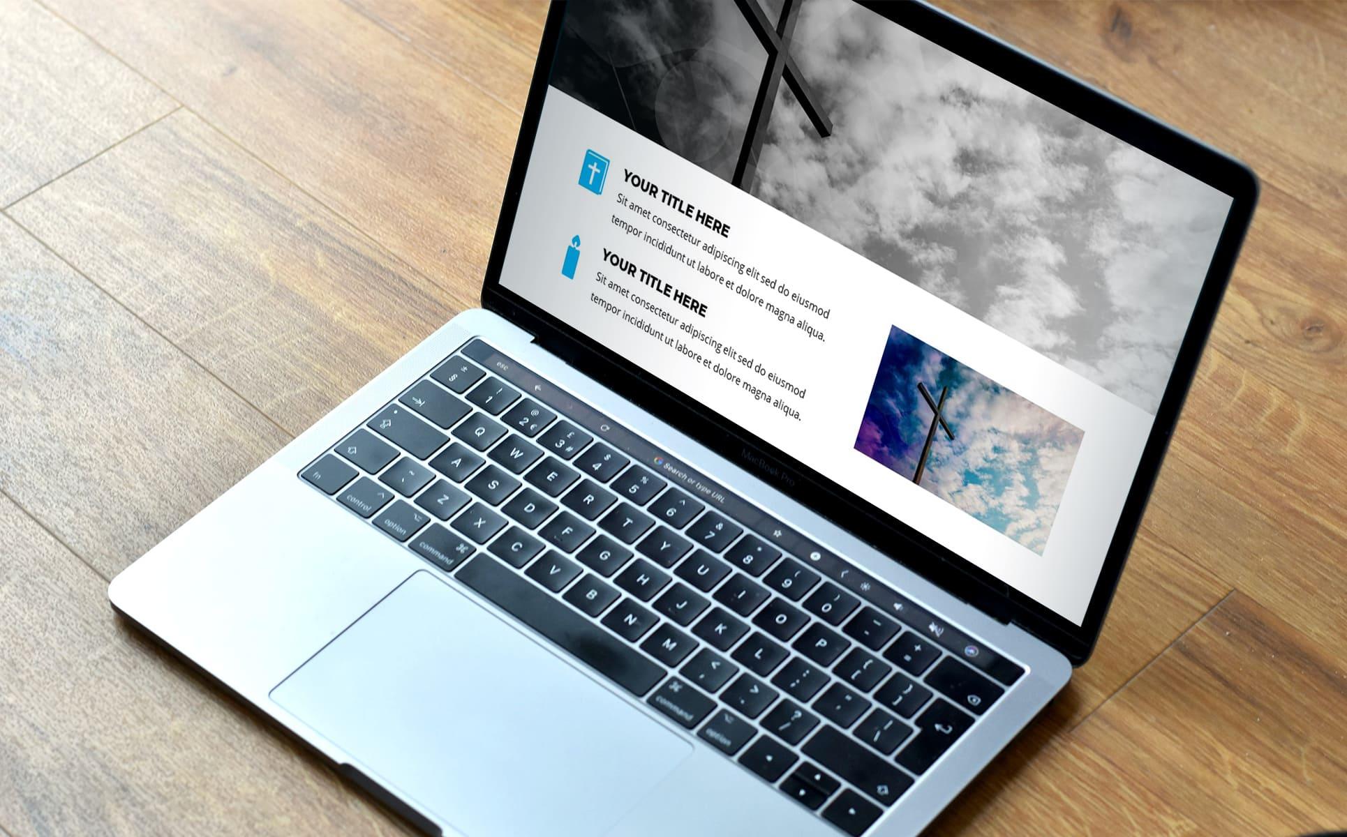modern worship worship powerpoint background-laptop