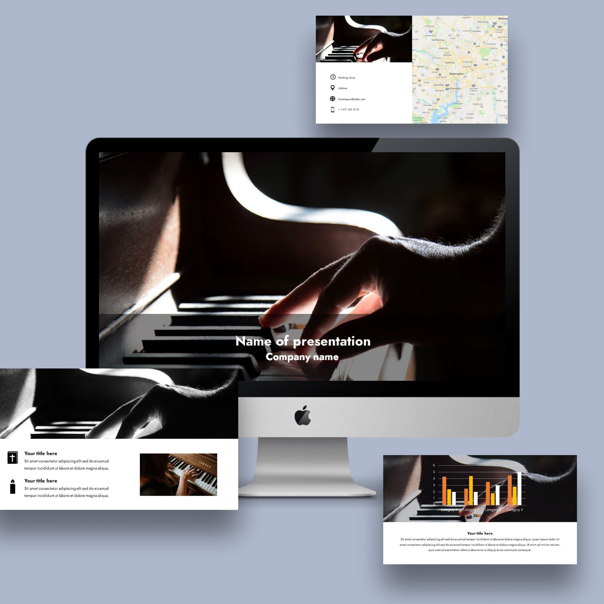 piano worship powerpoint background-main