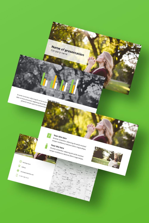 Pinterest-Free Spring Powerpoint Background Worship.