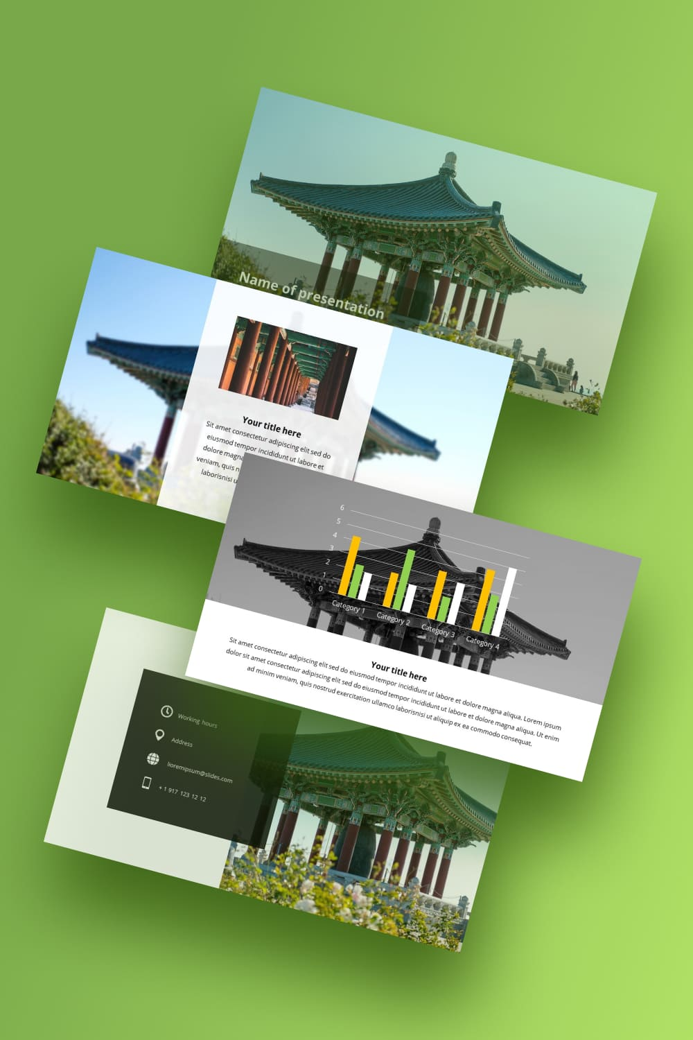 Pinterest.Korean - Free Korean Worship Powerpoint Background.