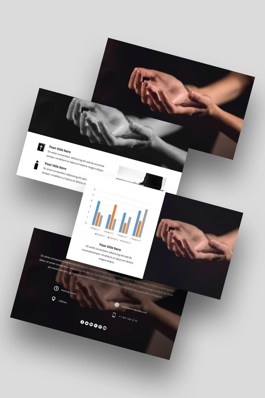 Pinterest.Confidence - Free Live Powerpoint Slides Background Worship.