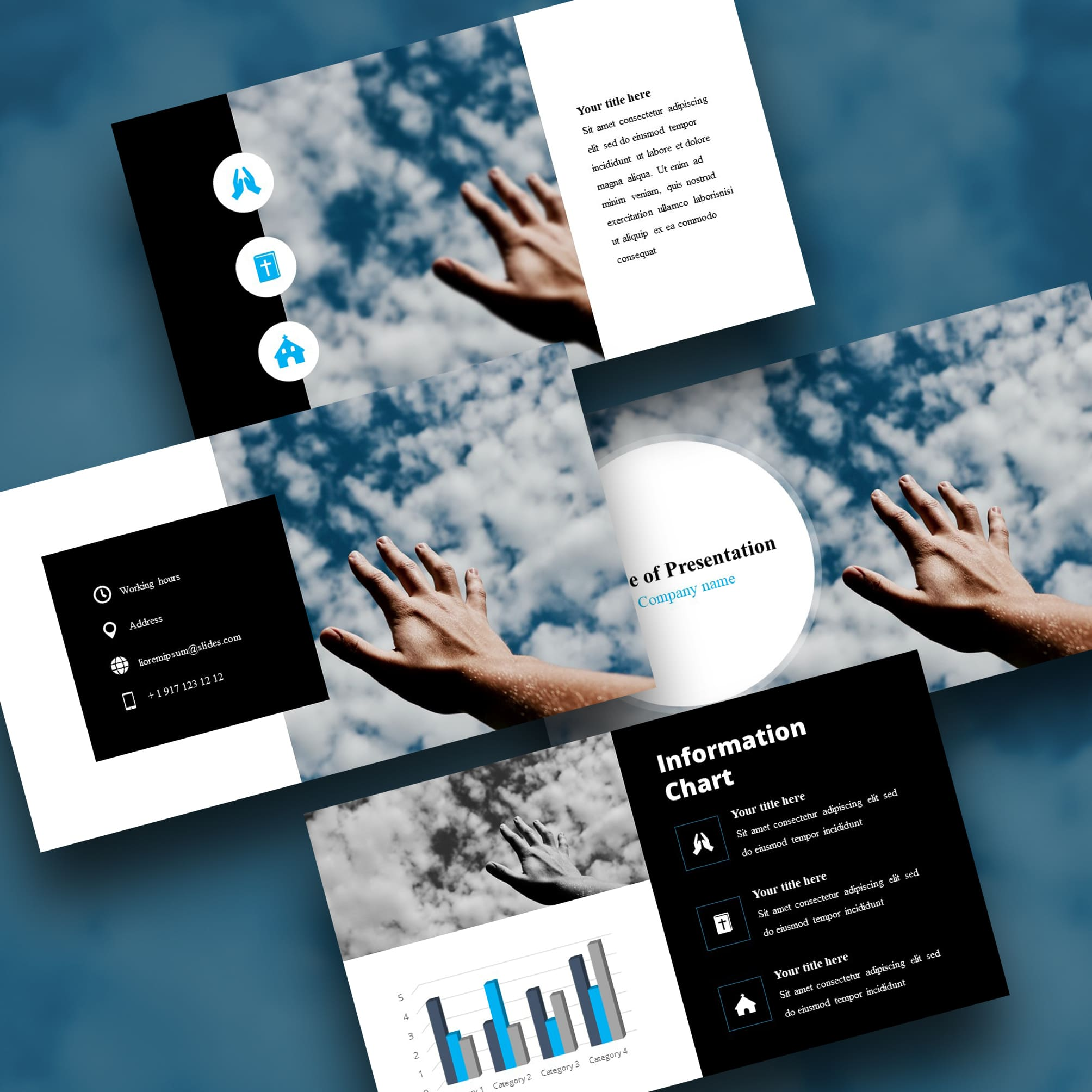 powerpoint background christian praise and worship