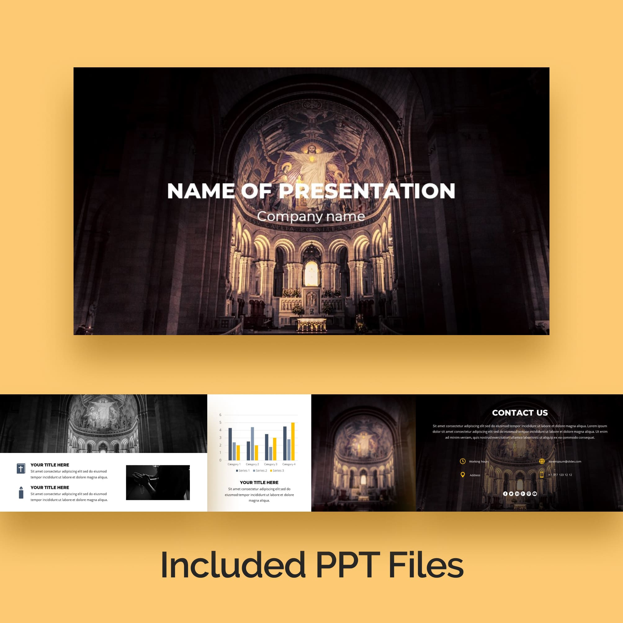 powerpoint background christians giving sunday worship_Main