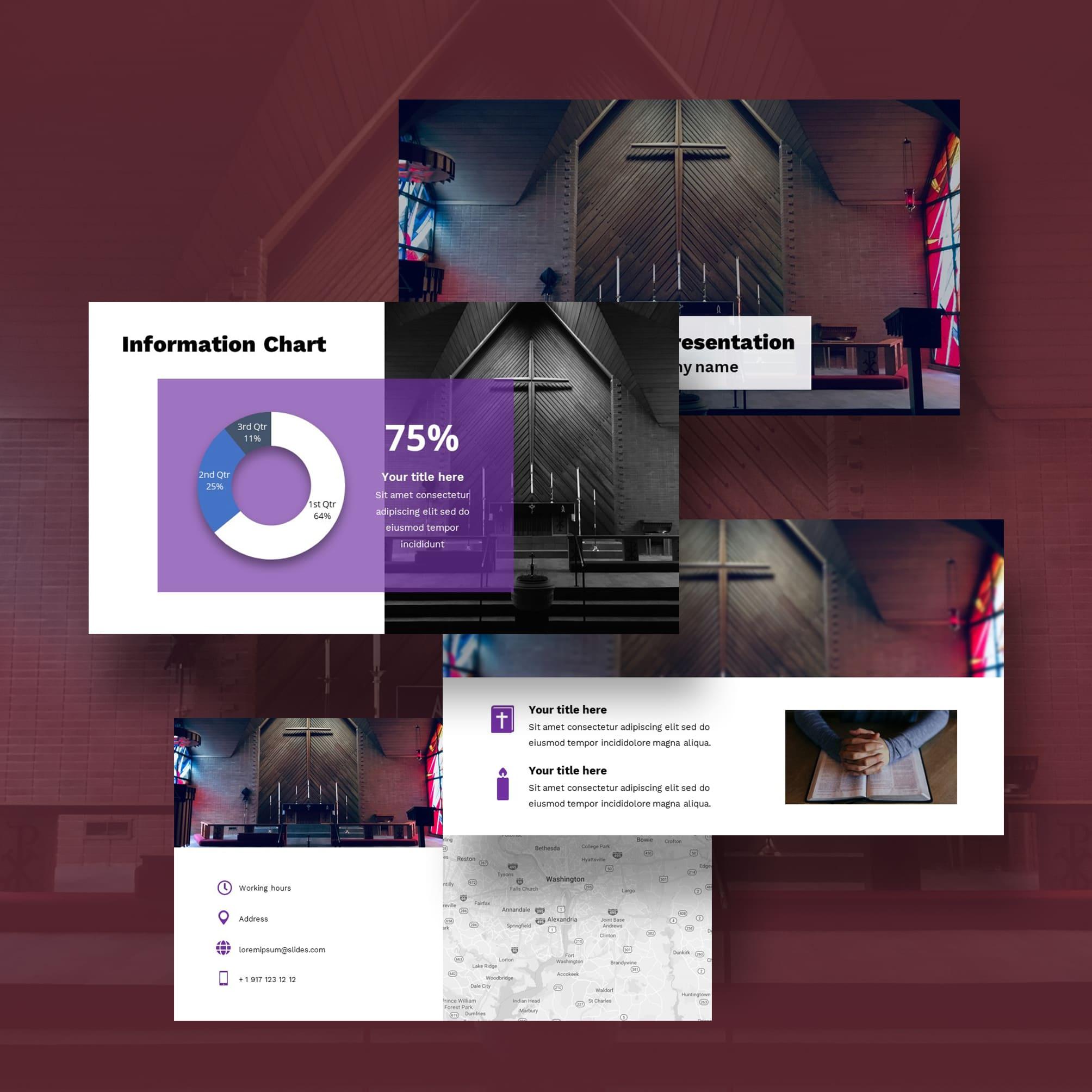 powerpoint background worship church