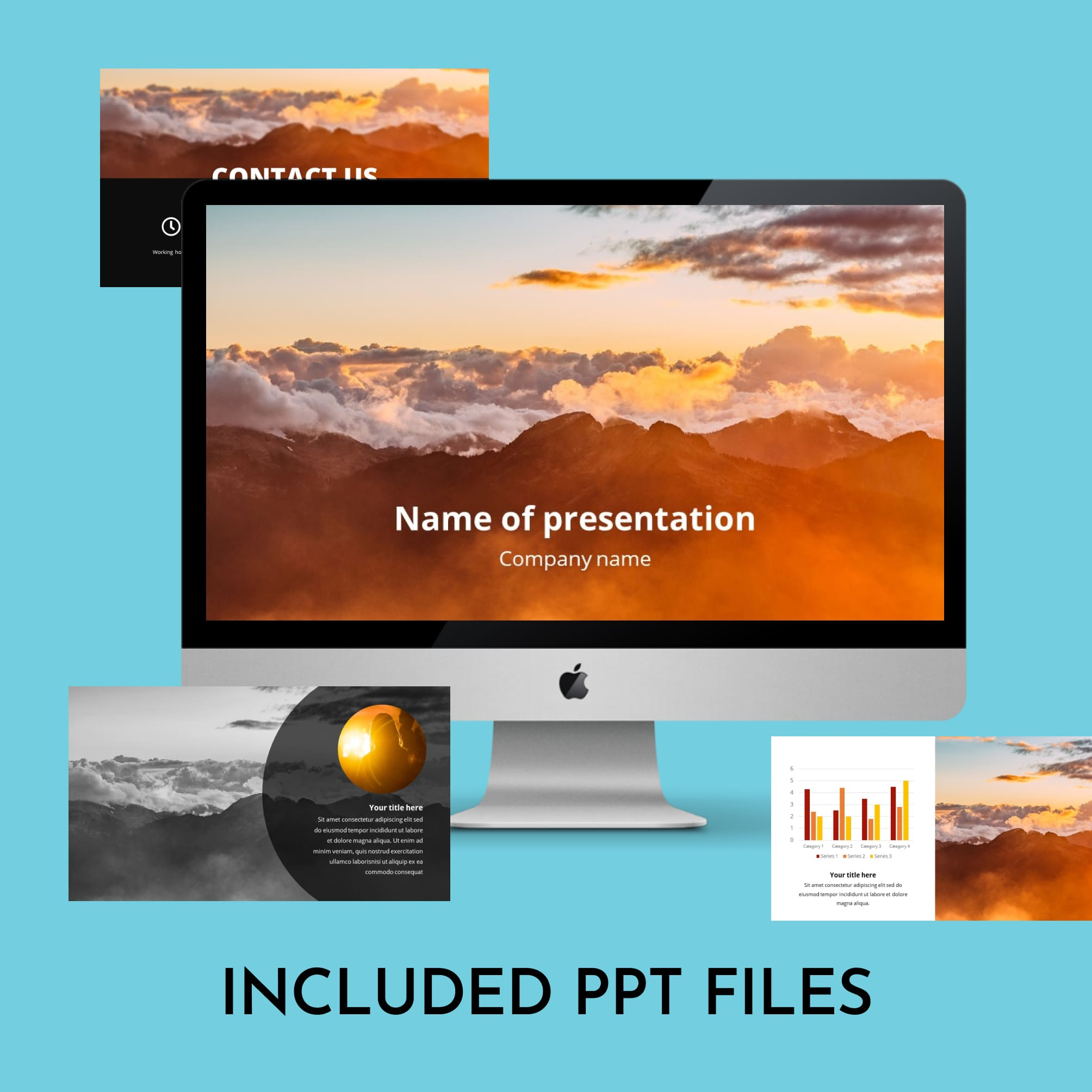powerpoint one animated background church worship-main