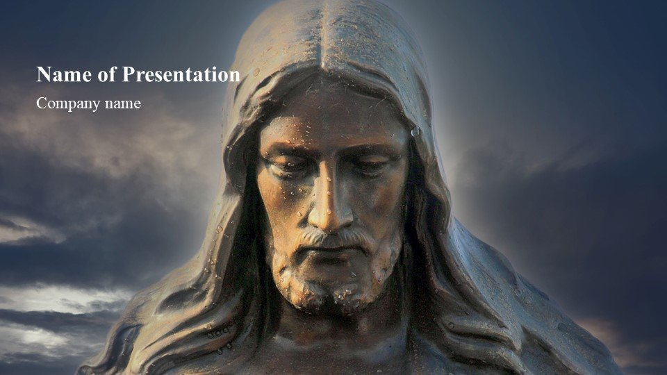 This is such a beautiful template.Religious - Free Religious Worship Background for Powerpoint.