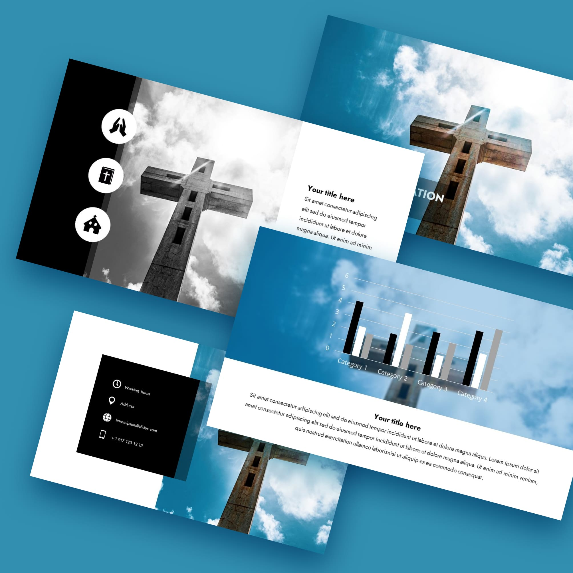 widescreen powerpoint background for worship