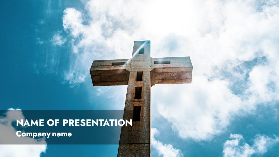 Greatness - Free Widescreen Powerpoint Background for Worship.
