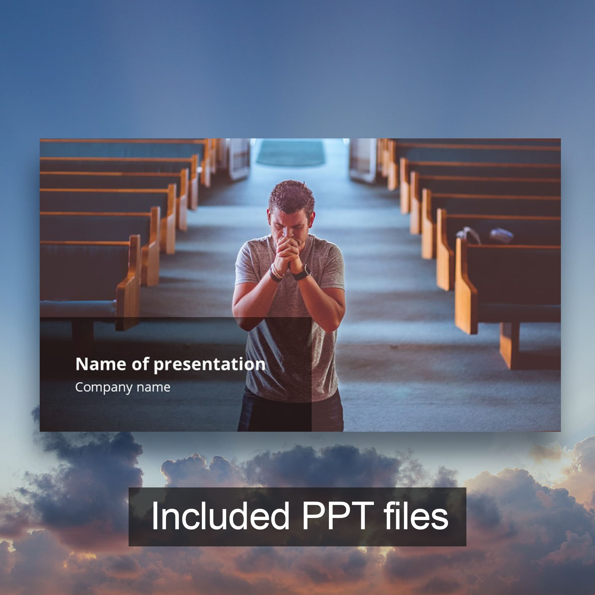 worship powerpoint background prayer_Main