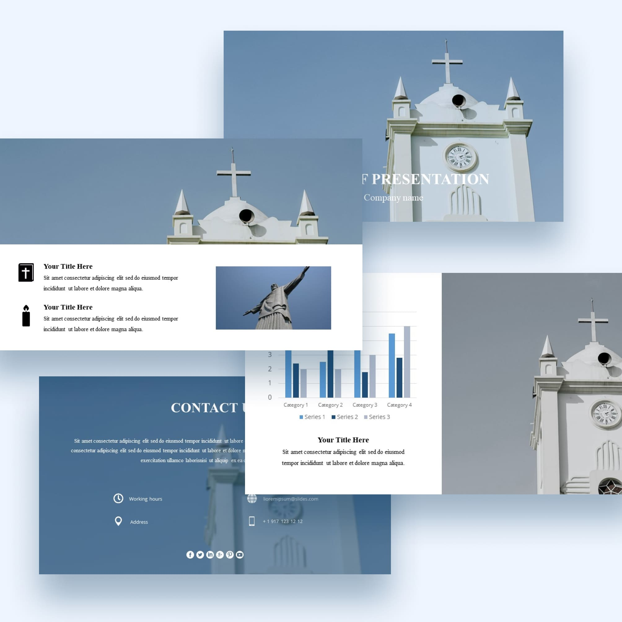 worship service powerpoint background images