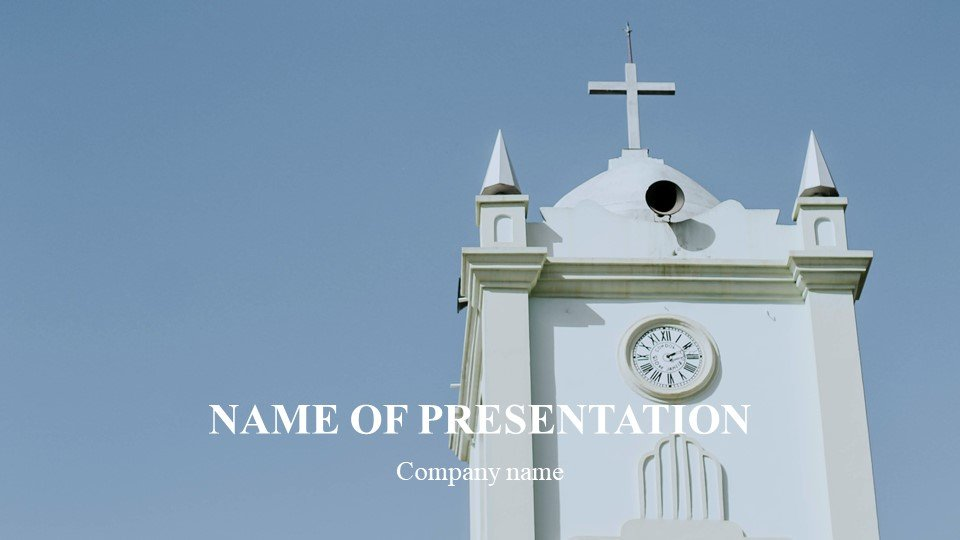 This is such a beautiful template.Breathtaking - Free Worship Service Powerpoint Background Images.