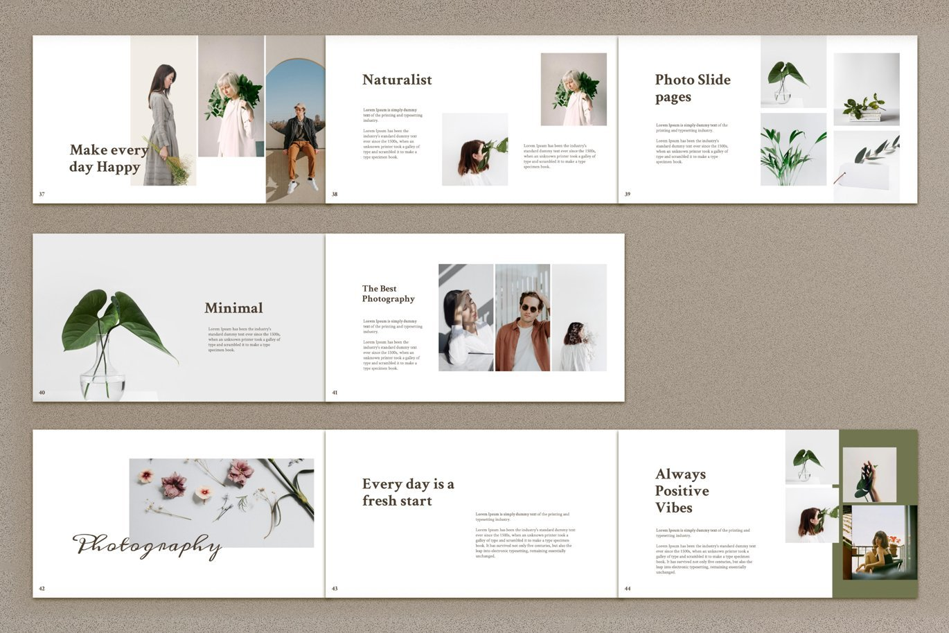 Scandinavian style this template is an elegant combination of old Europe and modern.