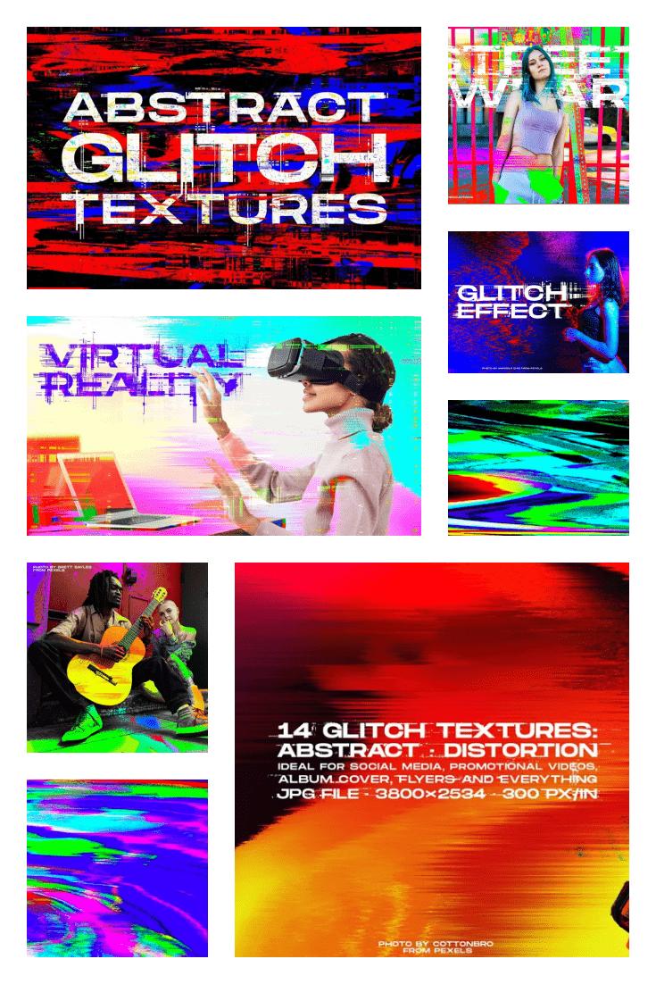 Virtual reality in vivid colors.