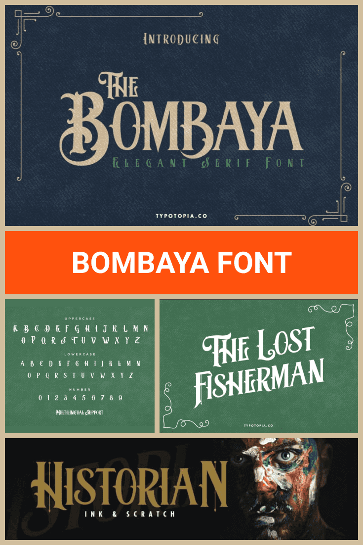 This font should be used to describe the legend and fairy tales of love.