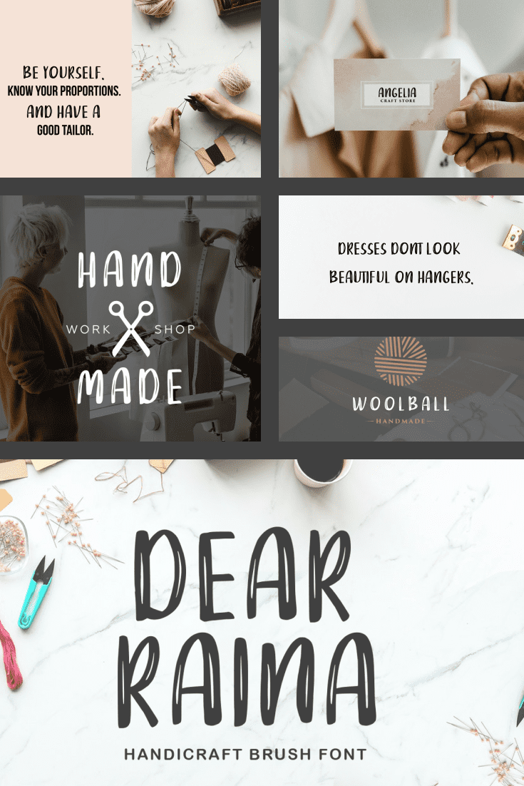 Nice and stylish font. Worthy to decorate your business card or banner.