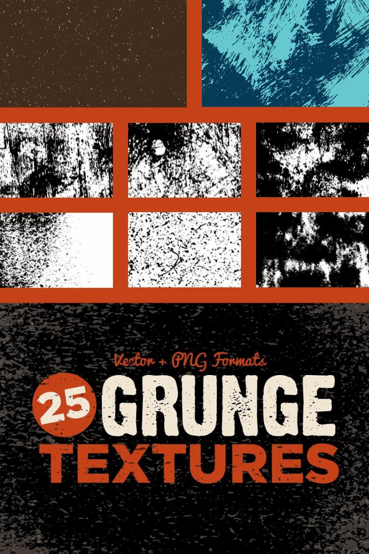 Grunge Texture Pack.