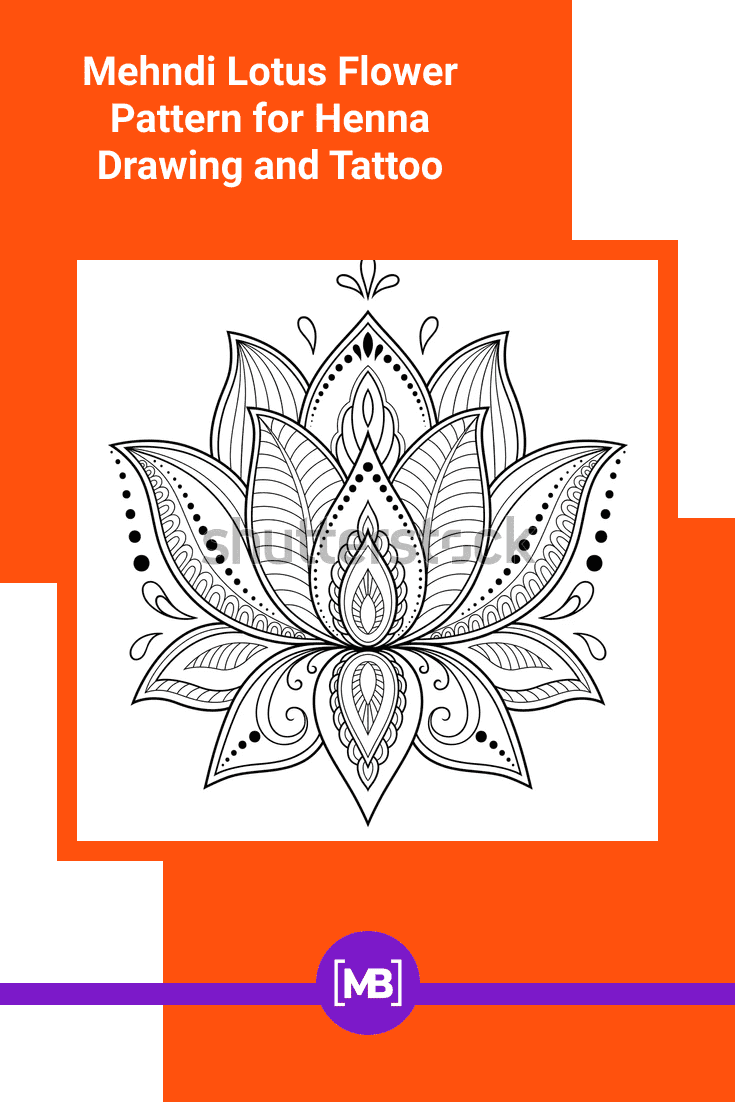 A lotus flower with detailed painting and delicate round curls.