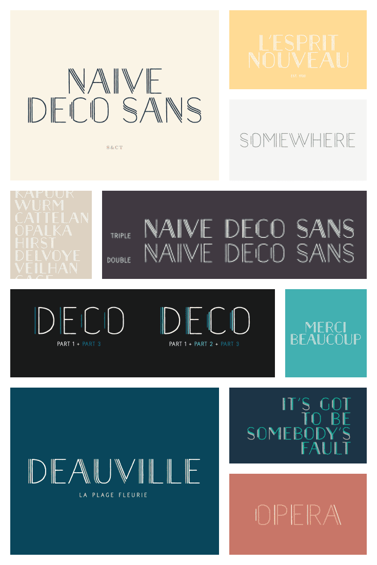 An excellent version of the font with a functional base, beautiful cut and stylish execution.