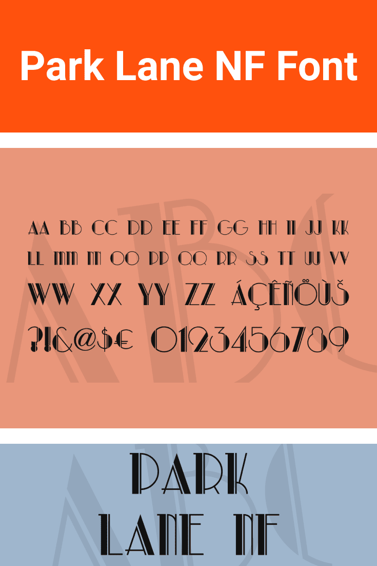 This font is good for its structure and layering.