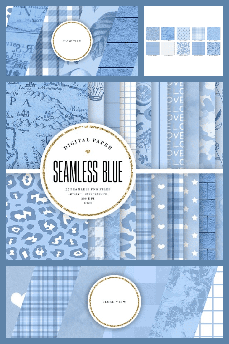 Large collection of blue prints.