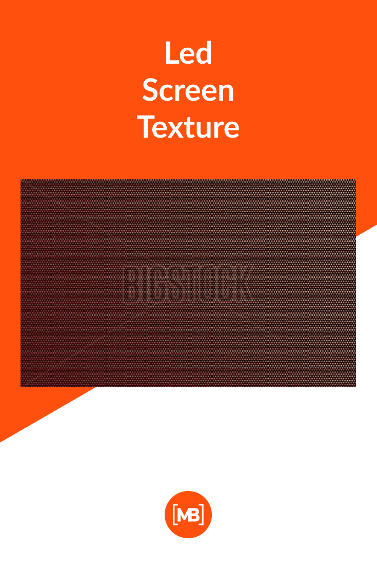 Led Screen Texture.