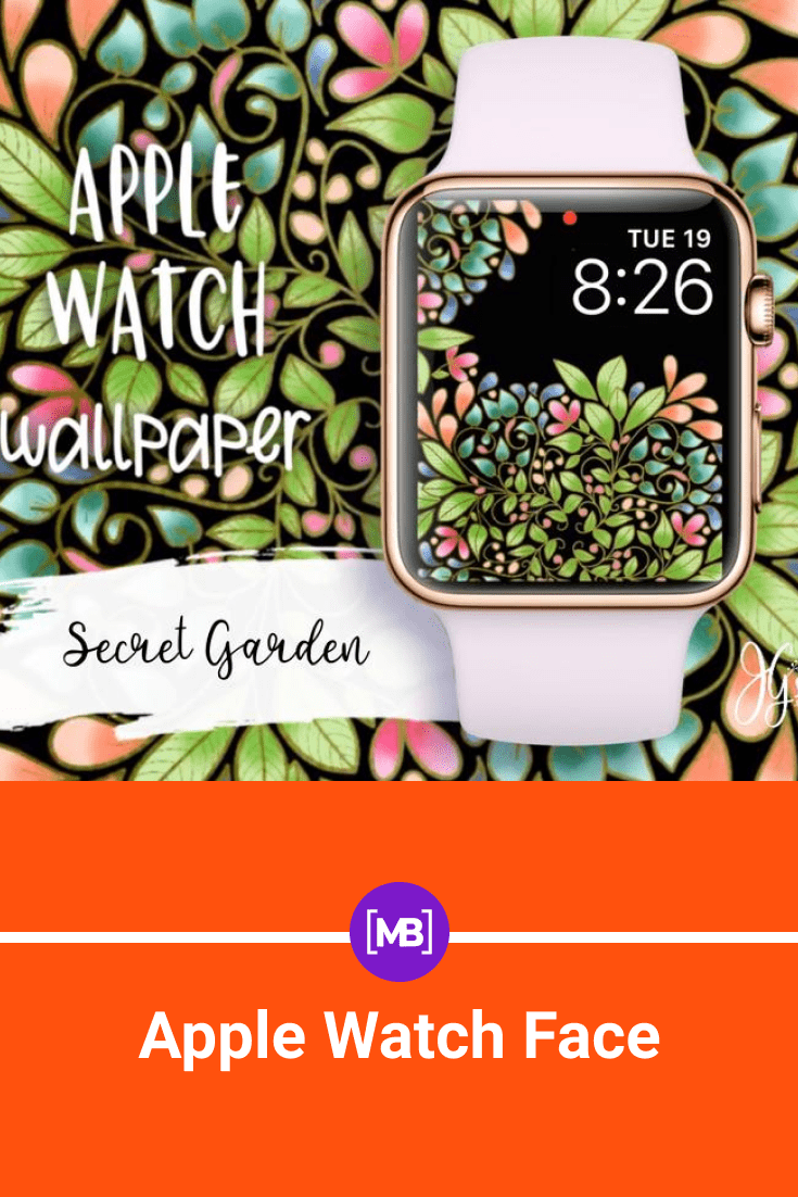 Spring bloom on your watch.