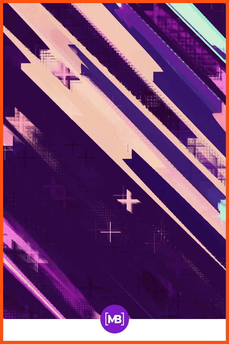 Cyberpunk Texture.
