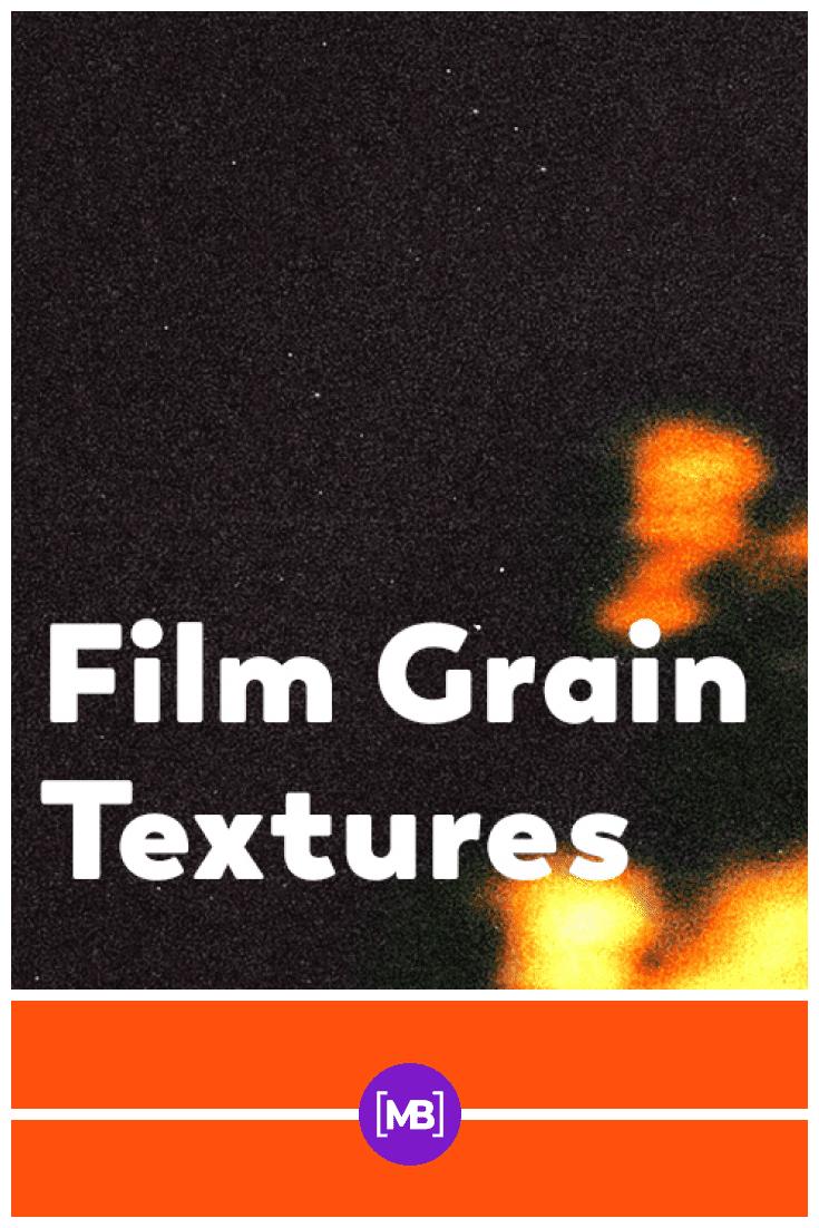 Film Grain Textures Pack.