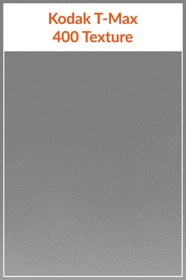 Kodak T-Max 400 Texture.
