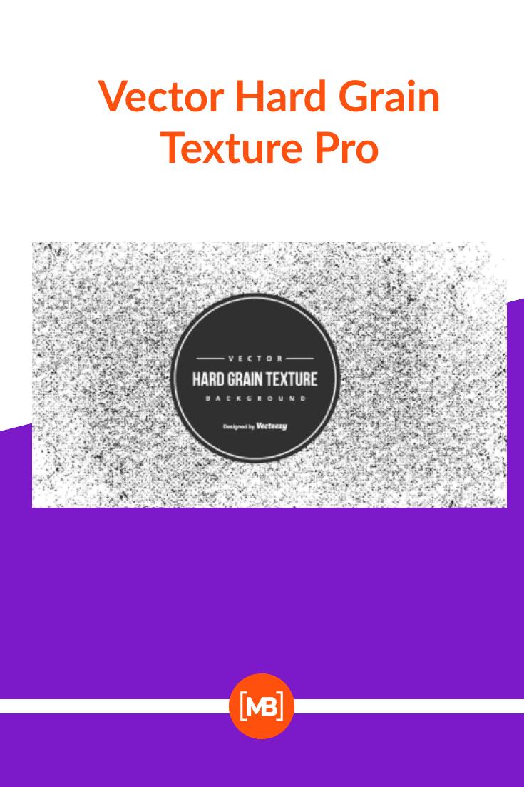 Vector Hard Grain Texture Pro.