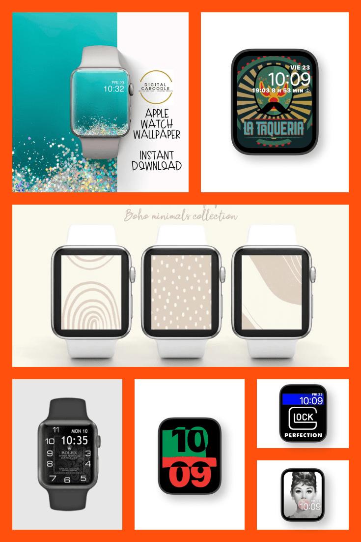 Apple Watch Faces Pinterest.