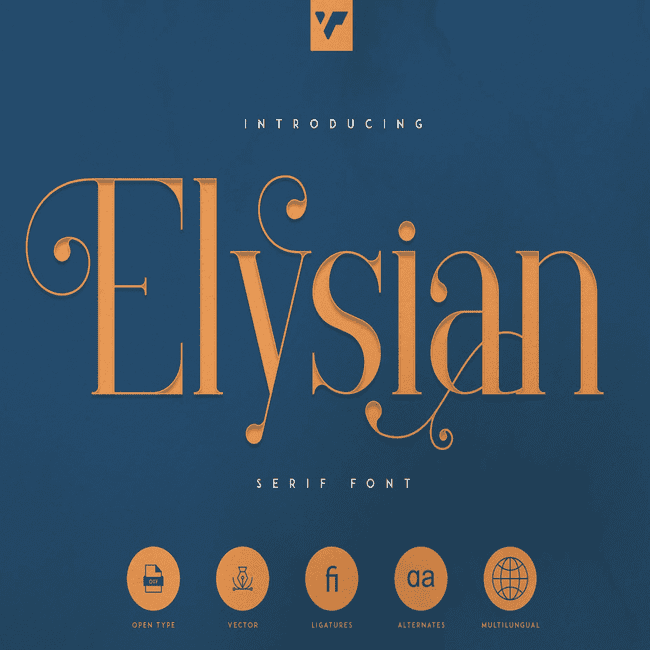 Elysian cover.