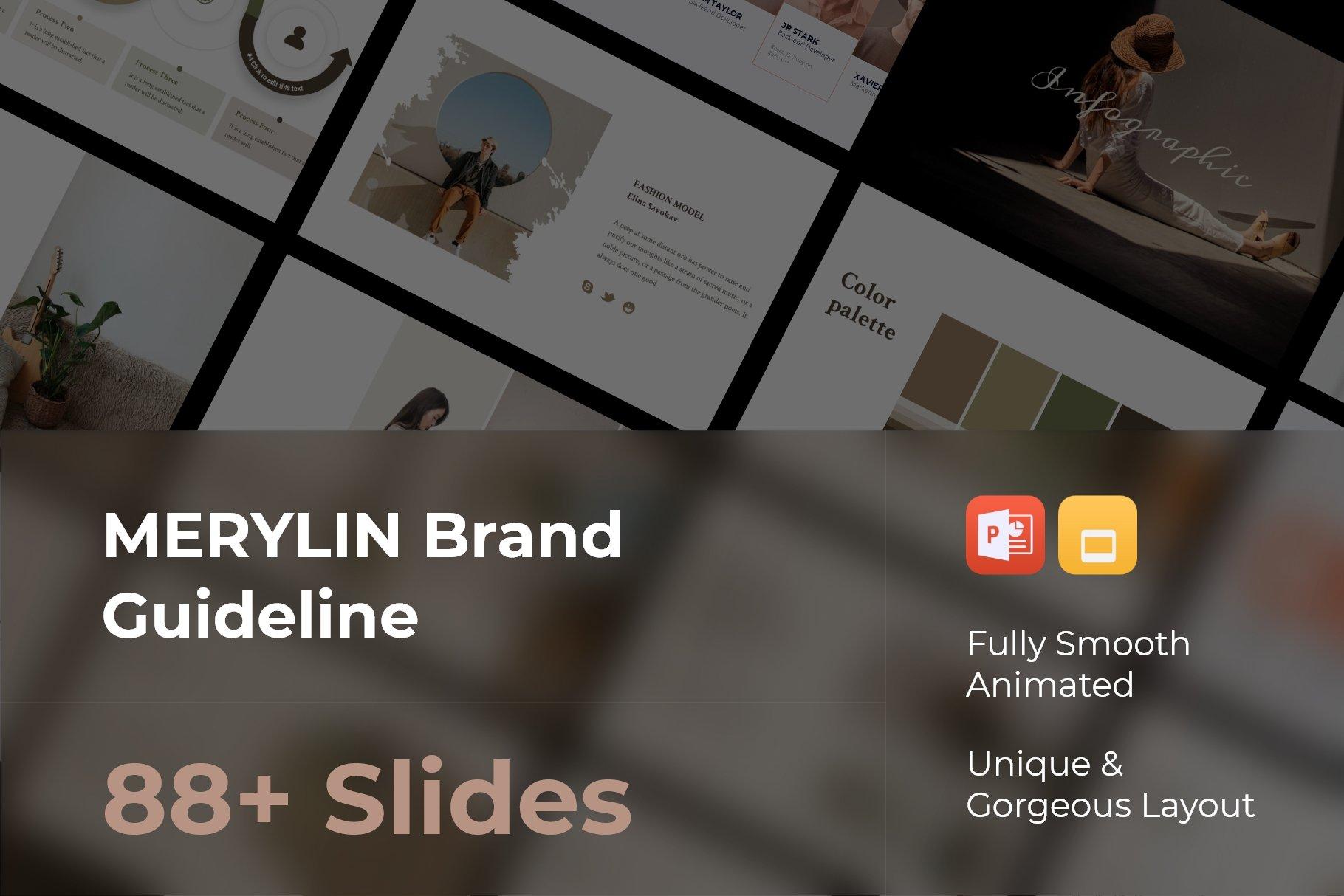 Merylin - Brand Guidelines.