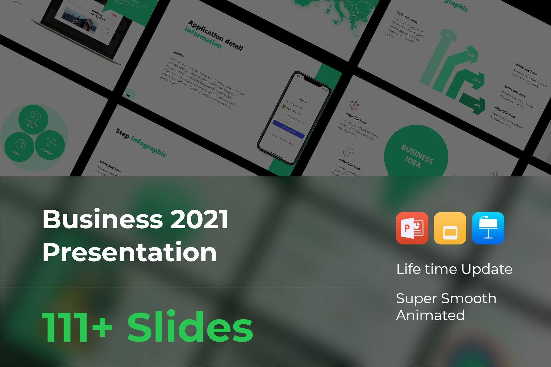 Business 2021 Animated Presentation.