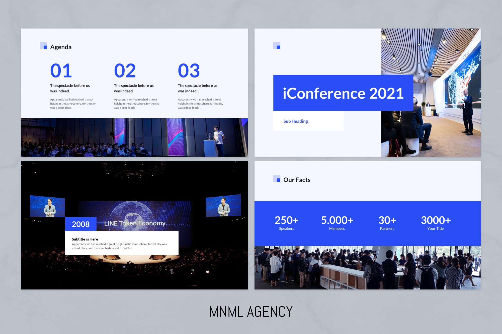 Agenda of conference.