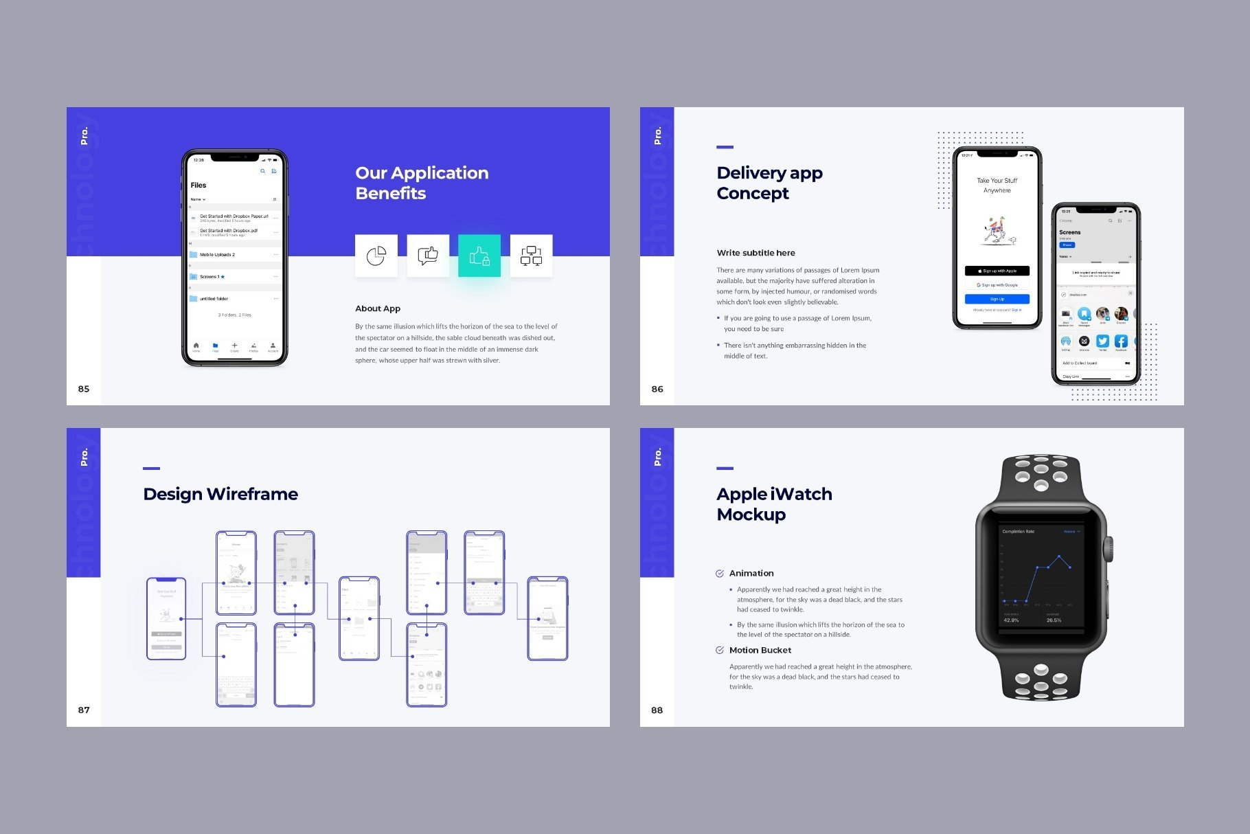 All about device mockups.