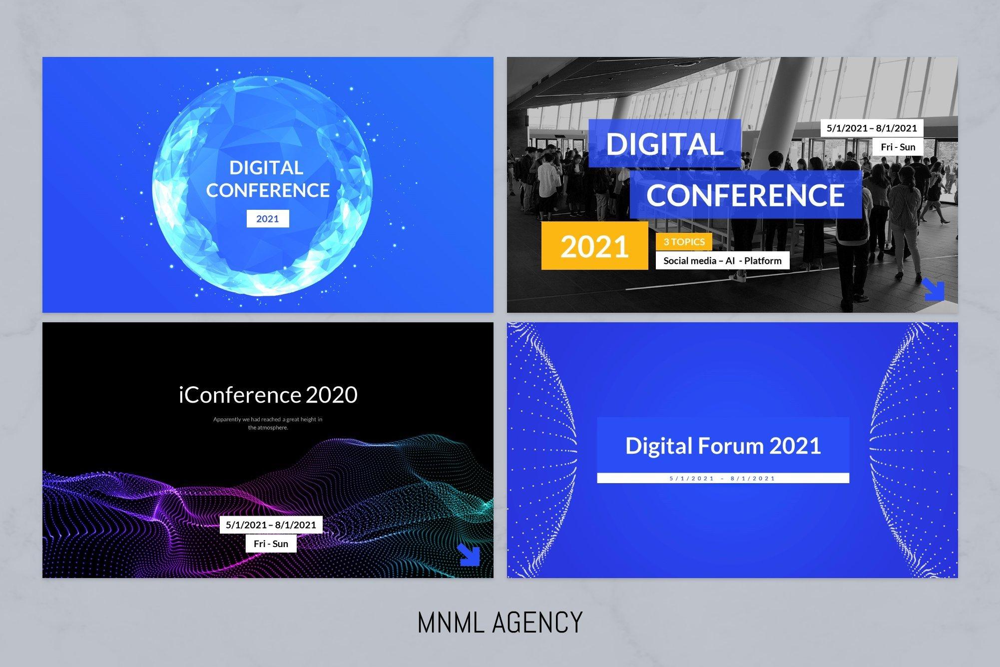 Digital conference.