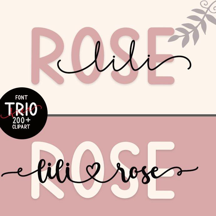 lili rose bundles 1