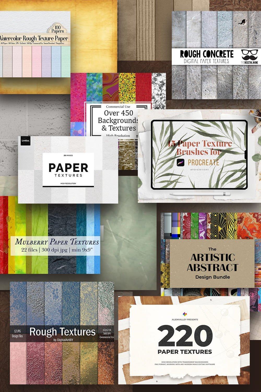 Rough Paper Texture Pinterest.