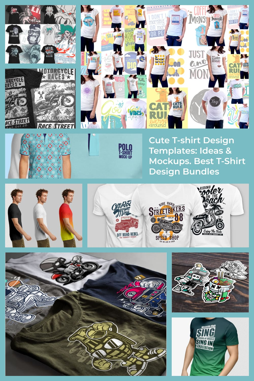 Cute T Shirt Templates Pinterest.