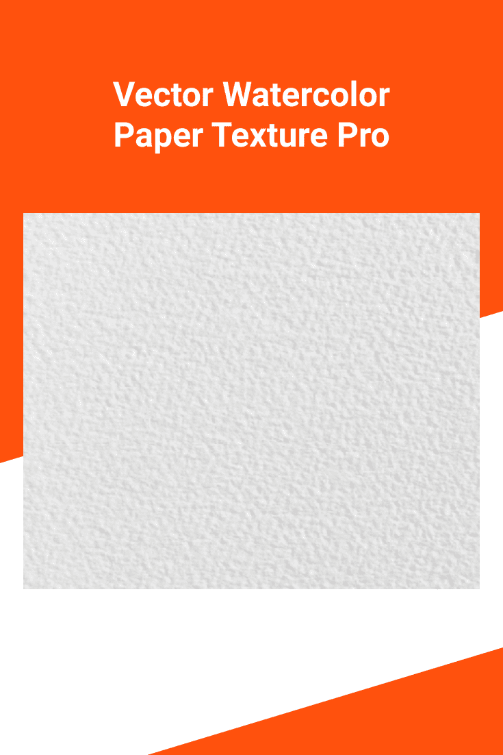 Thick white paper with an uneven surface.