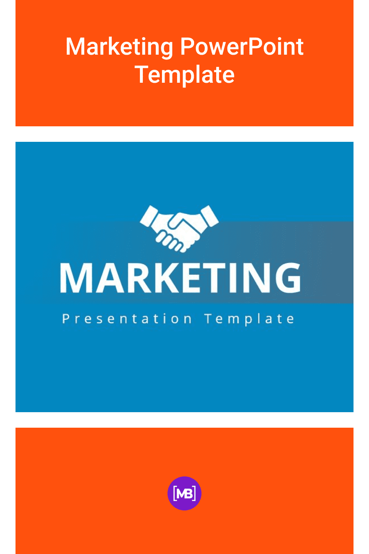 Marketing PowerPoint Template.
